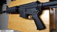 """For Sale: Palmetto State Armory /Psa New Model Pa15 AR15 Rifle With 16"""" Barrel And Magpul Grip 1/7 Twist, Optic Ready Upper With Front Post Sight 5.56mm NATO"""