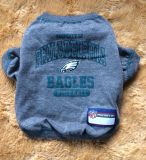 EAGLES Dog T-Shirt size small Wore twice Retails for $19.99