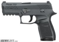 For Sale: Sig Sauer P320 Compact 9mm Pistol 320C-9-BSS