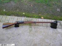 For Sale: 1898 Springfield 30-40 Krag Rifle