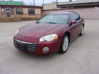 2004 Chrysler Sebring 2004 2dr Cpe Limited