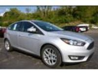 2015 Ford Focus Silver, 27K miles