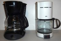 Mr Coffee 12 cup -OR- Braun 10 cup Coffee Maker $10 EACH
