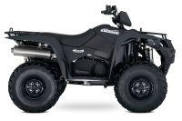 2018 Suzuki KingQuad 750AXi Power Steering Special Edition Utility ATVs West Bridgewater, MA