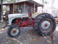 1948 Ford 8N with Sherman aux trans