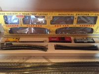 "Vintage Train Set, Early 1950's by Athearn ""Hustler/Ho"""