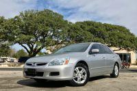2007 Honda Accord Sdn 4dr I4 MT LX SE