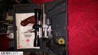 For Sale: Ruger redhawk 44