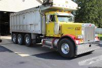 2003 Peterbilt 379 Dump Truck For Sale in New Castle, Pennsylvania