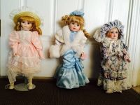 All Dolls.......ONLY. $75.00