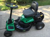 Weed Eater One Riding Mower
