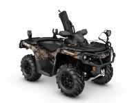 2017 Can-Am Outlander Mossy Oak Hunting Edition 1000R UtilityUtility ATVs Olive BranchOlive Branch, MS