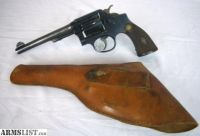 """For Sale: Smith & Wesson S&W 1905 38 Spl 6"""" 1st Version"""