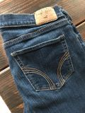 Like new boot let Hollister jean