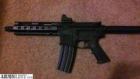 For Sale/Trade: AR-15 .223 Wylde