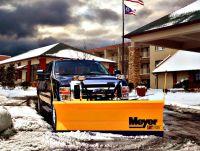 2017 Meyer Lot Pro 8 Ft. Snow Plow Blades Erie, PA