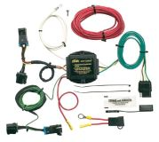 Sell Hopkins Towing Solution 41345 Plug-In Simple Vehicle To Trailer Wiring Harness motorcycle in Carriere, Mississippi, United States, for US $92.33