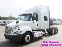 2011 Navistar ProStar Tandem Axle 73 in Sleeper