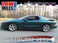 1997 Pontiac Trans Am Coupe 4-Speed Automatic
