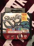 Sharpie 26ct coloring kit NEW