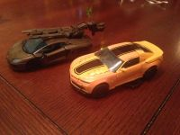 2 Transformers (Bumblebee & Lockdown) $3 for both *Porch Pickup*