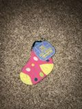 Sock purse new with tags