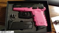 For Sale: SCCY CPX-1 in pink 9MM manual safety 10+1