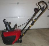 Snow Blaster Snow Thrower (Blower) Electric
