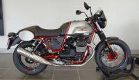 2016 Moto Guzzi V7 II Racer ABS Sport Motorcycles Houston, TX