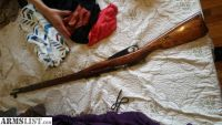 For Sale: 1943 Russian Mosin Nagant