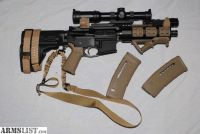 For Sale: Custom FDE Magpul 5.56/.223 AR15 Pistol w/ Sig Brace (BRAND NEW)