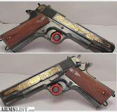 For Sale: Colt John M. Browning 1911-1981