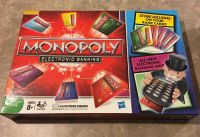 Monopoly Electric Banking Board Game