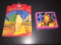 wizard of oz mini lunchbox & magnet both sealed