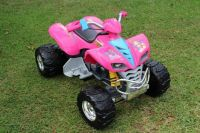 Power Wheels Hot Wheels Barbie Kawasaki KFX Ride On, Quantity 3