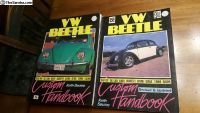 VW Beetle Custom Handbook Keith Seume