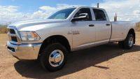 2015 Dodge Ram 3500 Crew Cab Tradesman Long Bed Dually
