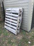 Distressed pallets