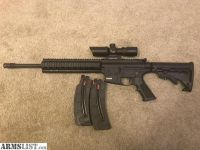 For Sale: M&P ar 15-22