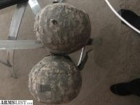 For Sale/Trade: Military grade helmets
