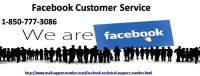 To Obtain Fb Support Avail Facebook Customer Service 1-850-777-3086