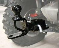 """Sell ATV Tek Trio HD 2"""" Receiver Hitch with Ball Mount TRH1 motorcycle in Hinckley, Ohio, United States, for US $73.80"""