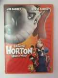 Jim Carrey in Horton Hears a Who! DVD Like New! Dr. Seuss