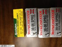 For Sale: 30.06 Ammo