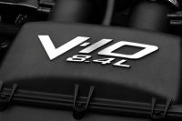 """Sell ACC 973003 - 08-10 Dodge Viper Air Box """"V-10 8.4L"""" Letters Set Polished motorcycle in Hudson, Florida, US, for US $69.90"""