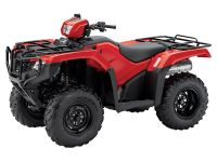 2017 Honda FourTrax Foreman 4x4 ES EPS Utility ATVs Olive Branch, MS