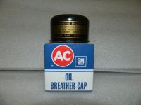 Sell NOS Delco Vented Breather Cap Black 1955-62 Corvette 64-67 Chevelle Camaro motorcycle in Shingle Springs, California, United States, for US $69.95