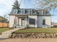 Beautifully remodeled historic home - vaulted ceilings, fenced yard, top-of-the-line finishings!
