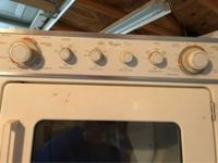 Electric Washer/Dryer Unit