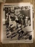Eric Dickerson Autographed Photo